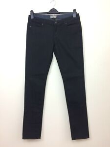BNWT PAIGE Blue Heights 31 x 34 Black Jeans 4 way Comfort Stretch