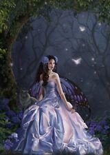 Nene Thomas Limited Edition Print Signed Princess Mariposa Butterfly