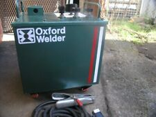 More details for oxford/pickhill welder operational and maintenance manual