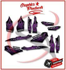Yamaha Blaster Decals Sticker Graphics Full Kit Design 2005 Model Premium Vinyl