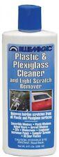 BlueMagic 750 Plastic and Plexiglass Cleaner - 8 Fl. Oz.