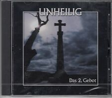 Unheilig - Das 2. Gebot, CD Neu
