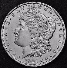 1901-o Morgan Silver Dollar.   B.U.  100400 (Inv. F)