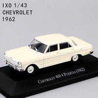 IXO 1/43 Toy CHEVROLET 400 4 PUERTAS 1962 DIECAST CAR MODEL COLLECTIBLE