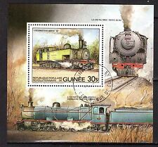 0142++GUINEE  BLOC  TRAIN  1984