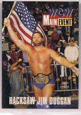1995 Cardz WCW Main Event Hacksaw Jim Duggan