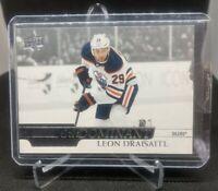 2020-21 UD Series 1 Predominant #PR-26 Leon Draisaitl - Edmonton Oilers