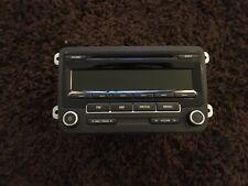 10-16 VW Volkswagen Jetta / Golf Radio Stereo AM/FM CD Disc Player Receiver OEM