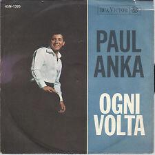 OGNI VOLTA - STASERA RESTA CON ME # PAUL ANKA