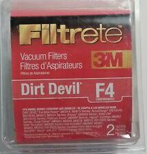 Filtrete Eureka DCF-10 And DCF-14 HEPA Replacement Vacuum Cleaner Filter 67800-2