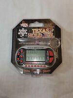 POKER Keychain TEXAS HOLD EM Keyring Cards Miniature Casino Game NEW (dd)