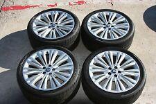 2013 Jaguar XK OEM wheels/tires