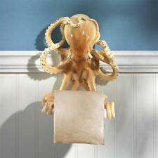 JQ8834 Tentacles Bathroom Toilet Paper Holder - Octopus