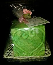 Lady Jane Ltd. Candle In Basket Tray