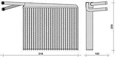 Wärmetauscher Heizungskühler für AUDI 4B CITROEN FORD TOYOTA VW 0.7-6.0L 1959-
