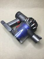 Dyson V6 DC58 - Purple/Silver - Handheld Cleaner Motor Head Only In Good