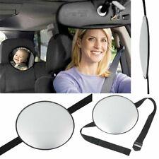 Car Safety Easy View Back Seat Mirror Baby Facing Rear Ward Child Infant Care CO