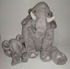 Ikea Klappar Elefant Elephant w Baby attached. Good condition, previously loved!