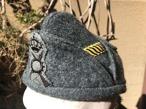 WW2 Regio Esercito Fanteria Bustina Maresciallo No Uniforme ARMIR