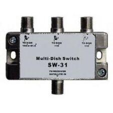 SW31 MULTI-SWITCH SATELLITE SW-31 Dish NETWORK VU sw21X