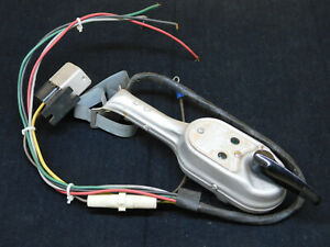 Vintage Signal Stat Model 700 Burn Out Proof Turn Signal Light Switch  700 Pilot