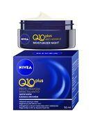 Nivea Q10 Power Night Face Cream Anti Wrinkle 50ml
