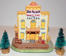 1996 Liberty Falls ~ The Americana Collection ~ Palace Dance Hall & Saloon Mib