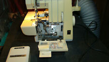 Singer Sewing Machine | UltraLock Serger | 14U64A | Made in Japan |Tested