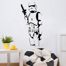 Star Wars Stormtrooper wall sticker Mural kids gift Boys room decor removable
