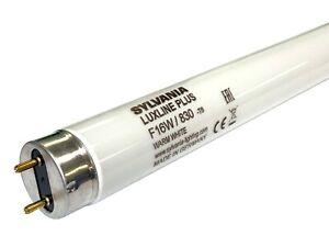 """Sylvania 0000870 - 29"""" 16W Luxline Plus T8 Fluorescent Tube - Warm White 830"""