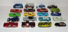 % VINTAGE HOTWHEELS AND MORE DIECAST VEHICLE COLLECTION LOT R-14