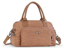 Kipling Alecto Small Handbag in Dazz Tan BNWT
