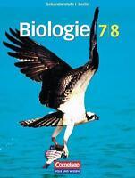 Biologie - Sekundarstufe I - Berlin: 7./8. Schuljahr - Schülerbuch
