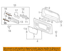 Hummer GM OEM 06-10 H3 Back Door-Extension 15101405