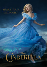 BN Cinderella 2015 (Blu-ray & Case ONLY) Disney Live Action Classic Remake