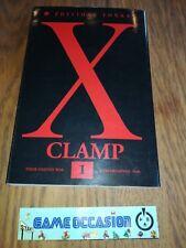 KAMUI SHIRO X VOLUME 1  LIVRE MANGAS VF EDITION TONKAM AUTEUR CLAMP