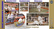 Hiroshi Katanishi. Judo seminar 2016. Ne Waza.