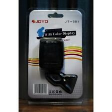 Joyo Audio Jt-301 Clip-on Tuner with Color Display Black