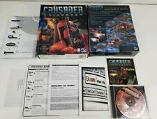 Crusader No Regret - PC Big Box Complete Origin