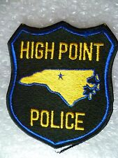 Patch- High Point US Police Patch (New* )
