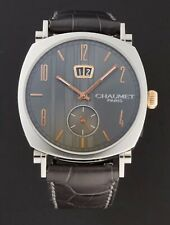 Chaumet Dandy Vintage Bid Date 39mm SS/Gold Automatic W11771-26V