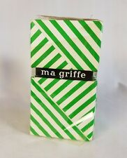 Vintage Carven Ma Griffe 1 oz 30 ml EDP Parfum  Rare Old Formula Unopened