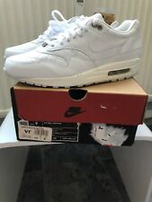 Nike Air Max 1 White/White 42.5 OG 2008 DS Box HOA Overkill Patta 90 180