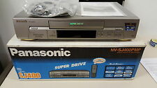 Unbenutzt  NTSC Panasonic NV-SJ400PMP mit FB/BDA/OVP  12 Monate Garantie*