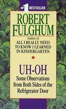 Uh-Oh, Robert Fulghum, 0804111898, Book, Acceptable