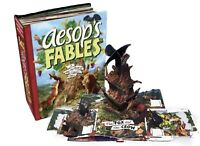 AESOP'S FABLES: A POP-UP BOOK OF CLASSIC TALES By Kees Moerbeek **BRAND NEW**