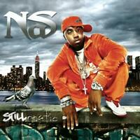Nas STILLMATIC Limited BLACK FRIDAY RSD 2019 New Silver Colored Vinyl 2 LP