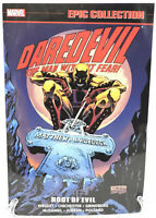 Daredevil Epic Collection Vol 19 Root Of Evil Marvel Comics New TPB Paperback