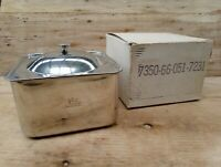 Officers Mess Food Serving Dish Australian Army Stainless Steel NOS