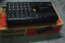 Tascam Porta-05 Four-Track Recorder/Mixer with Box..A Rare Vintage find!